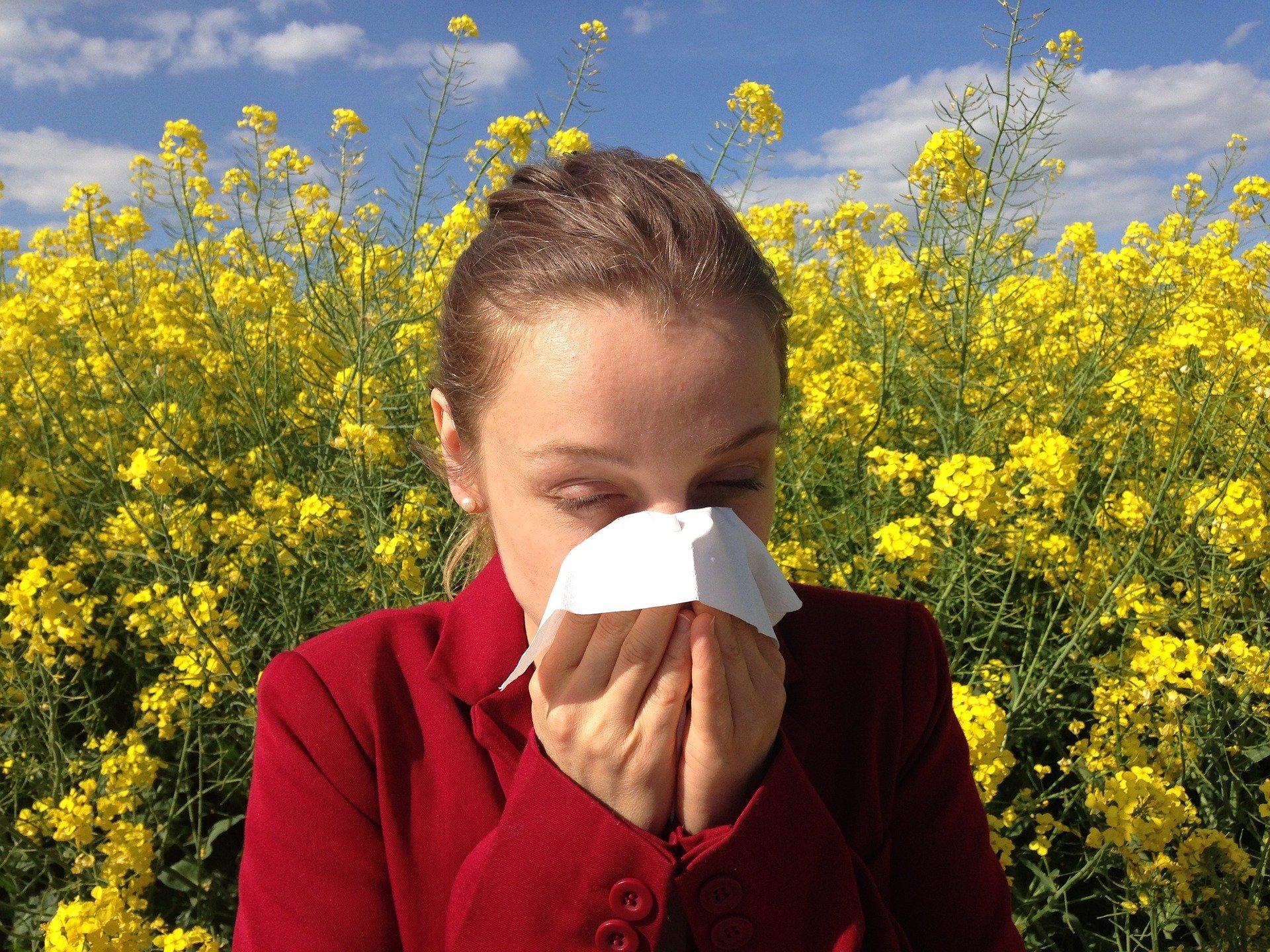 Alergie, z jakimi spotykamy się na co dzień